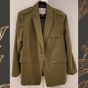 Rachel Roy Army blazer